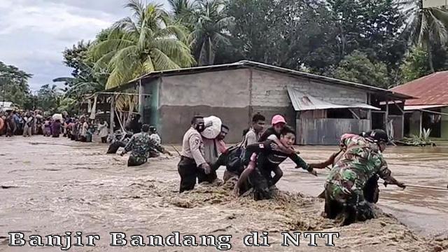 Berita Banjir Bandang di NTT