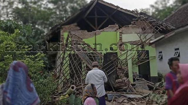 Kota Malang di Guncang Gempa Lagi